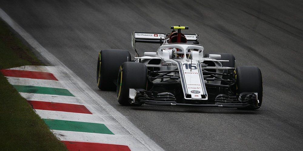 """Charles Leclerc: """"El ritmo era bueno, es una pena no sumar puntos"""""""