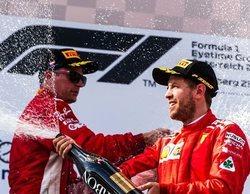 """Jacques Villeneuve: """"Es hora de que Ferrari empiece a jugar de la misma forma que Mercedes"""""""