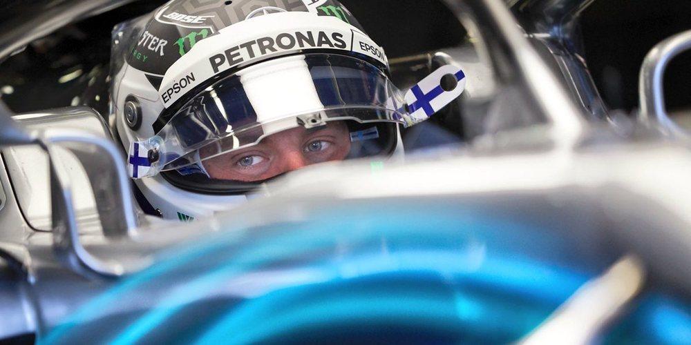 """Valtteri Bottas, sobre no ganar en 2018: """"Espero conseguir los resultados que merezco"""""""