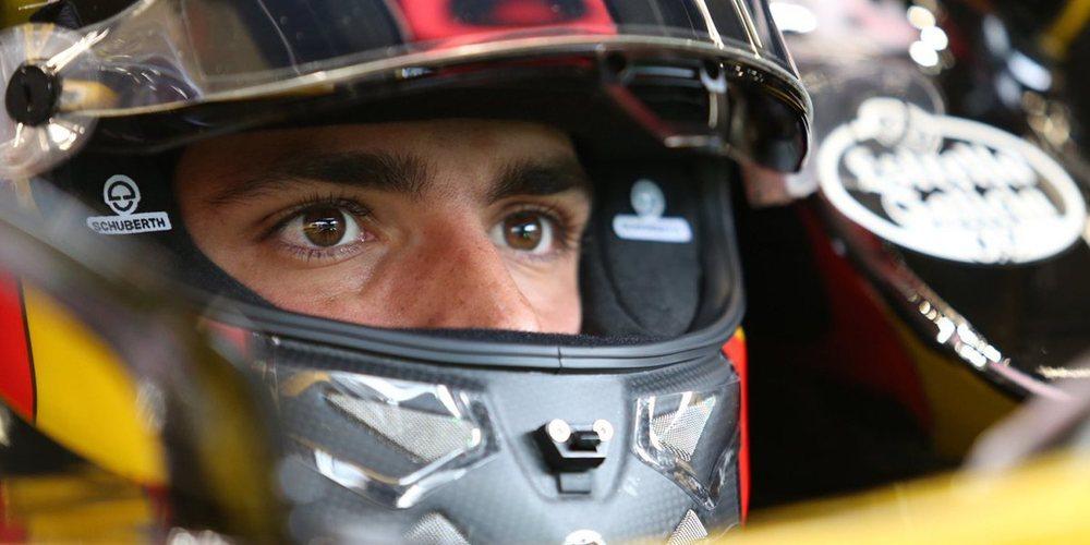 """Carlos Sainz, de Marina Bay: """"Es la carrera más dura debido al calor, humedad y exigencia física"""""""
