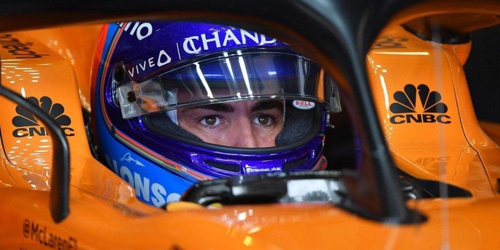 "Fernando Alonso, sobre Singapur: ""Este circuito debería adaptarse a nosotros"""
