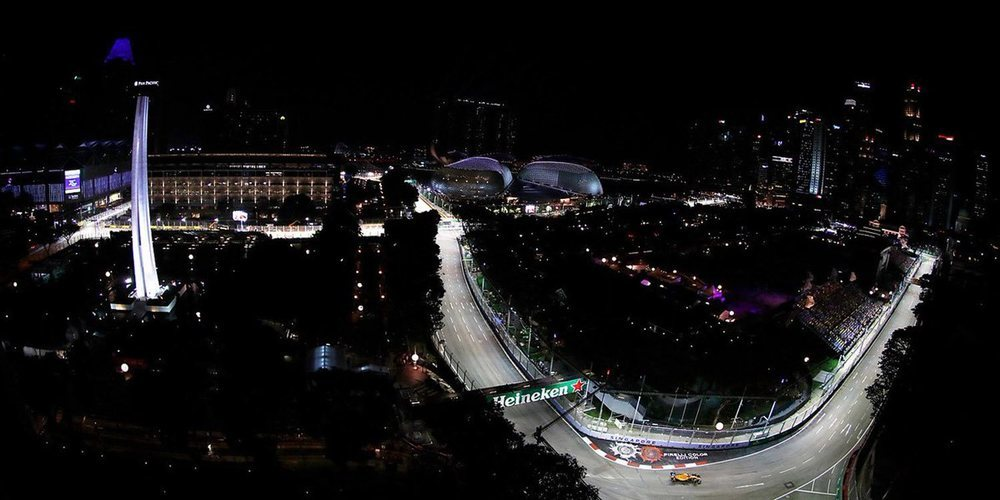 GP de Singapur 2018: Libres 2 en directo