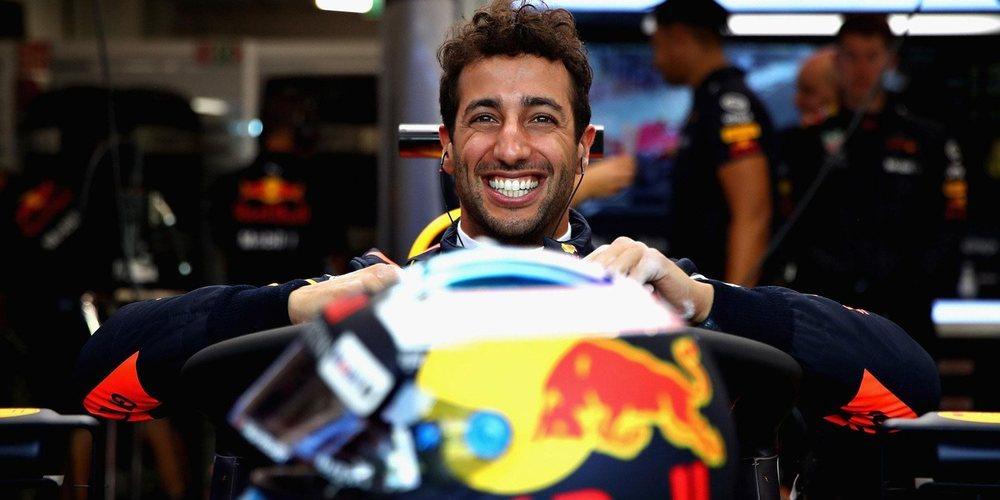 """Daniel Ricciardo: """"Va a estar muy apretado en los puestos de cabeza"""""""