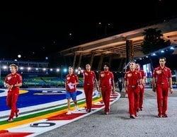 """Sebastian Vettel: """"El coche es bueno y tiene potencial, así que mañana podremos ser mejores"""""""