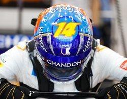"""Fernando Alonso: """"Estoy contento porque hemos sido competitivos durante todo el fin de semana"""""""