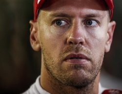 """Sebastian Vettel: """"Lewis tuvo una muy buena vuelta, pero no imposible de superar"""""""