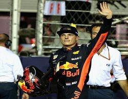 """Max Verstappen se cuela en primera línea: """"Mi mejor clasificación en F1"""""""