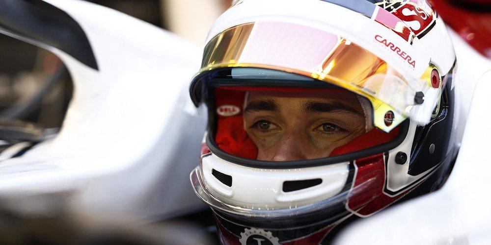 """Charles Leclerc: """"Hemos sacado el máximo al coche"""""""