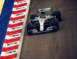 Lewis Hamilton se lleva el triunfo en una carrera sin obstáculos en el GP de Singapur 2018