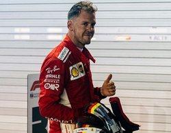"""Sebastian Vettel: """"Hoy no hemos tenido la velocidad suficiente"""""""