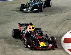 """Max Verstappen: """"La segunda posición es un resultado fantástico, conseguimos lo que queríamos"""""""