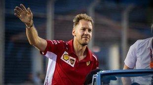 """La prensa italiana, sobre Vettel: """"La imagen que está ofreciendo habla de una involución"""""""