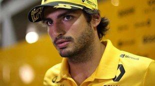 Brown y de Ferran consideraban a Carlos Sainz como buen sustituto de Fernando Alonso para 2019