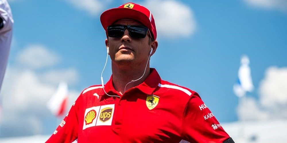 """Steve Robertson, mánager de Räikkönen: """"Le emociona pilotar coches de Fórmula 1"""""""