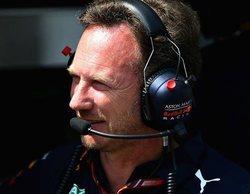 """Christian Horner: """"Vettel es muy bueno bajo presión, así que puede suceder cualquier cosa"""""""