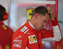 "Sebastian Vettel: ""Nuestro objetivo es situar a los dos coches en primera fila mañana"""