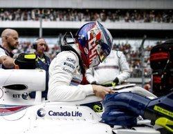 """Sergey Sirotkin: """"La carrera más dolorosa del año"""""""