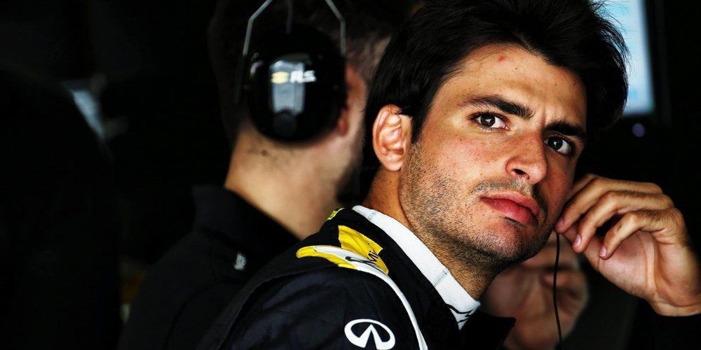 """Sainz: """"Los rivales pusieron el mapa motor de clasificación y nosotros dimos un paso atrás"""""""