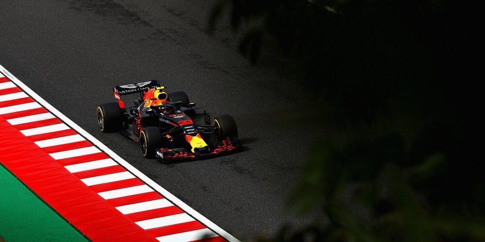 """Max Verstappen: """"Los Mercedes serán demasiado rápidos como para desafiarlos"""""""