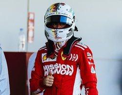 """Sebastian Vettel, sexto en Japón: """"Sabemos que es difícil estando donde estamos a estas alturas en el Mundial"""""""