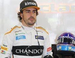 """Fernando Alonso: """"Lo único que me importa es que McLaren logre el mejor resultado posible"""""""