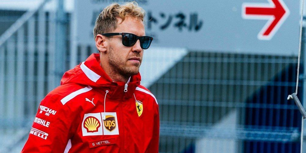 """Flavio Briatore: """"Sebastian Vettel no gana títulos, corre para conseguir victorias"""""""