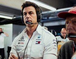 """Toto Wolff: """"Las nuevas reglas aerodinámicas podrían cambiar el orden en la parrilla de F1"""""""