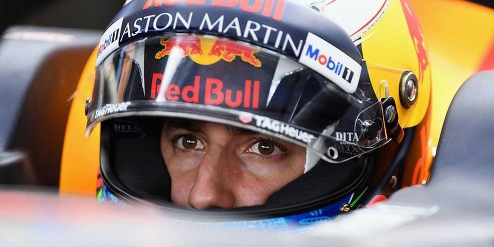 Daniel Ricciardo reconoce que debe mejorar su rendimiento en las sesiones de clasificación