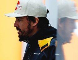 """Fernando Alonso, de Estados Unidos: """"Queremos cambiar la tendencia y volver a los puntos"""""""