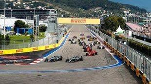 """Flavio Briatore: """"Los aficionados de este deporte quieren ver más batallas sobre la pista"""""""