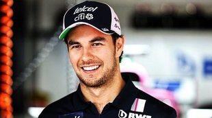 OFICIAL: Sergio Pérez renueva con Force India para 2019