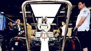 """Lewis Hamilton: """"No fue un viernes ajetreado, aunque sentí que el coche iba bien"""""""
