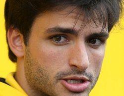 """Carlos Sainz: """"Creemos que lloverá durante la Clasificación, así que será un reto para los pilotos"""""""
