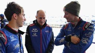 """Pierre Gasly: """"El viernes fue positivo, las primeras impresiones fueron buenas"""""""