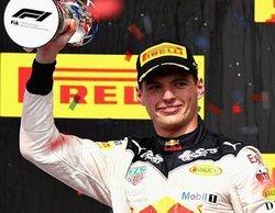 Martin Brundle cree que Max Verstappen se ha ganado la consideración de sus adversarios