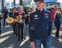 Red Bull domina los Libres 1 del GP de México 2018