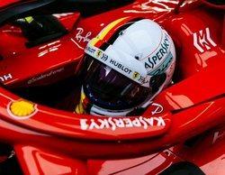 """Sebastian Vettel: """"Fue difícil que el coche funcionara correctamente"""""""