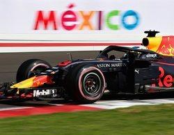 Verstappen marca récord de este fin de semana en los Libres 3 del GP de México 2018