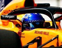 """Fernando Alonso: """"Soy optimista porque la posición que conseguimos es buena y los puntos están cerca"""""""