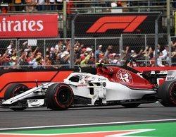 """Charles Leclerc: """"Fue un buen esfuerzo del equipo y obtuvimos suficientes puntos junto a Marcus"""""""