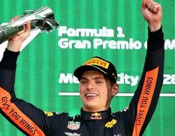 """Max Verstappen: """"Estoy muy contento con la carrera"""""""