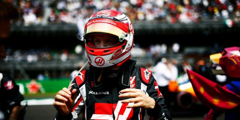 "Kevin Magnussen: ""Queríamos competir pero no fue posible con estos neumáticos"""
