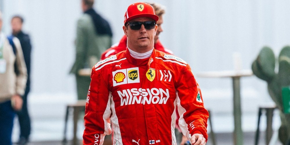 """Kimi Räikkönen, tajante: """"Si no se dijeran tantas mentiras en los medios, la F1 sería mucho mejor"""""""