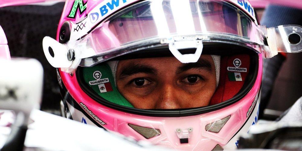 """Sergio Pérez: """"Creo que Force India puede ser la sorpresa del próximo año"""""""