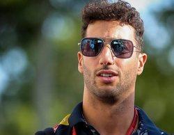 """Daniel Ricciardo: """"Me debo a mí mismo y al equipo terminar la temporada con Red Bull"""""""