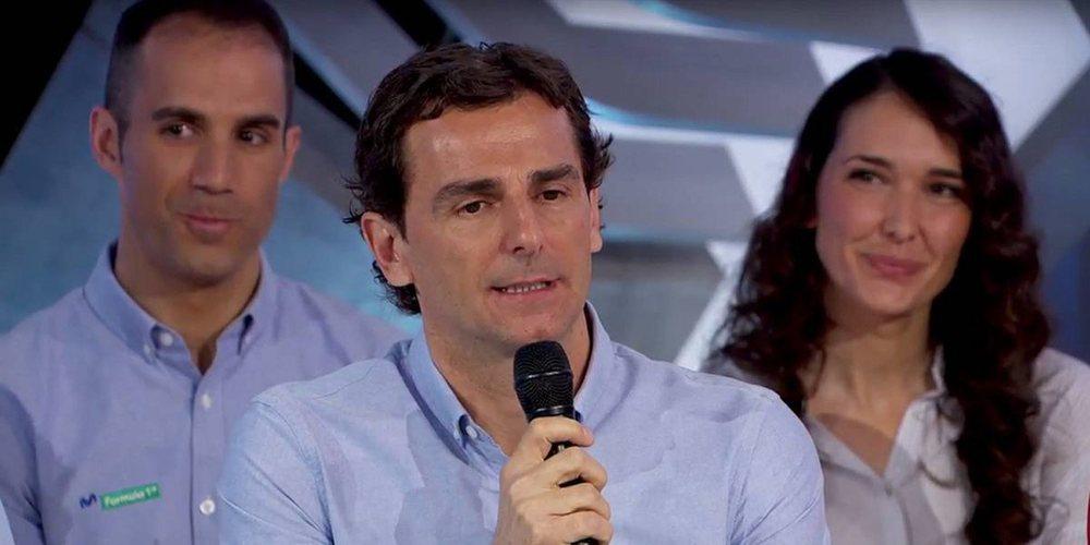 """Pedro de la Rosa, sobre Sainz y McLaren: """"Soy bastante optimista para el próximo año"""""""