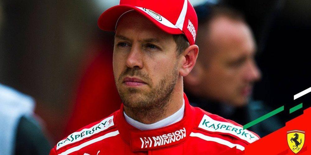 """Sebastian Vettel, sobre Leclerc: """"Estoy seguro de que viene a Ferrari con el objetivo de vencerme"""""""