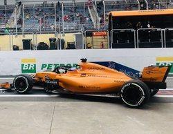 """Fernando Alonso: """"Hay mucho trabajo que hacer, ojalá seamos más competitivos el sábado"""""""