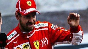 """Sebastian Vettel: """"Dependeremos mucho de lo que logremos en la largada"""""""