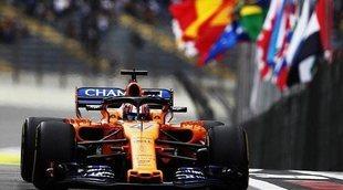 """Fernando Alonso: """"Fuimos lentos todo el fin de semana: no hay sorpresas"""""""